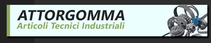 Attorgomma Articoli Tecnici Industriali
